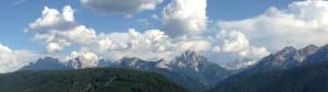 Dolomiten Panorama_Taisten_Sommer