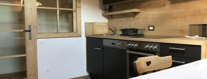 Küche Daumkofel